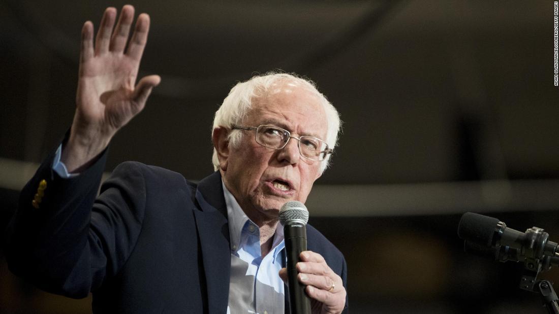 Bernie Sanders abbandona la gara del 2021, aprendo la strada a Joe Biden per la nomination democratica