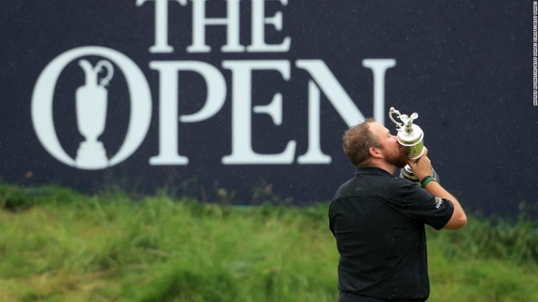 L'Open Championship annullato nel mezzo di un coronavirus, gli US Open rimandati