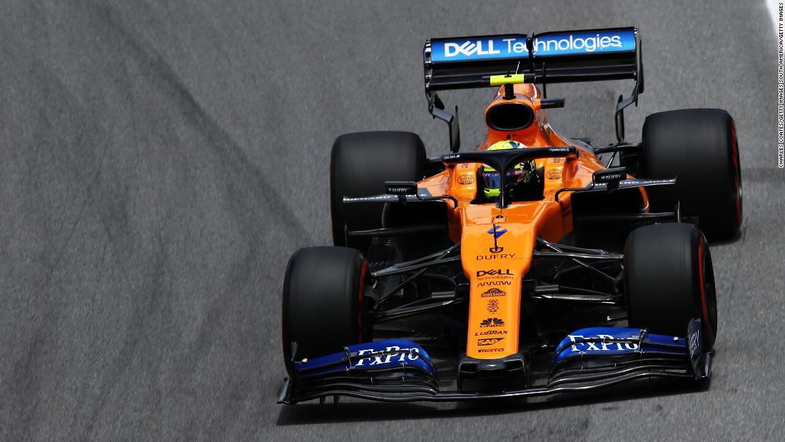 """La pandemia è il """"risveglio finale"""" per la Formula 1, afferma il capo della McLaren Andreas Seidl"""