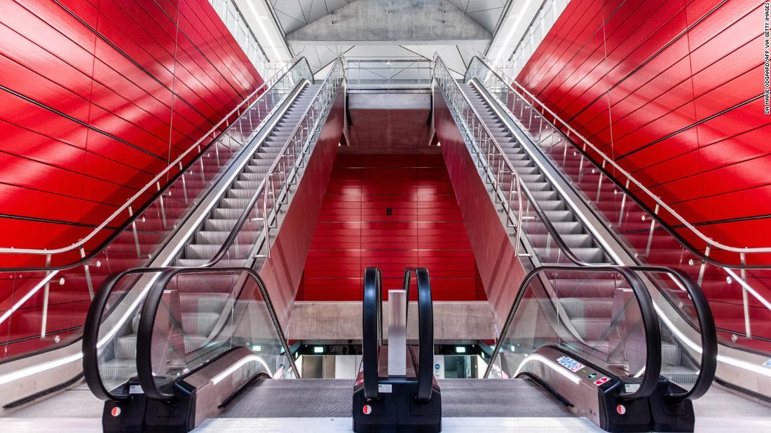 La nuova linea M3 Cityring della metropolitana di Copenaghen cambia il gioco