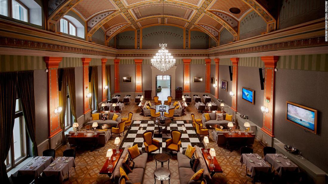 Mystery Hotel Budapest: l'hotel progettato per i gusti