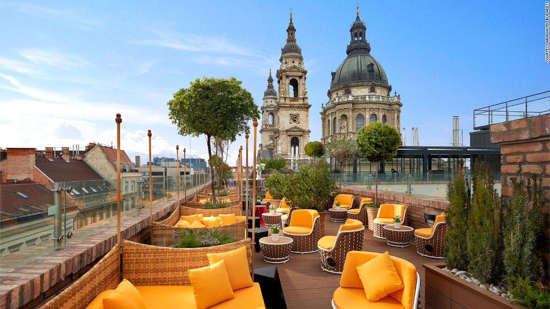 Bar di lusso a Budapest: i posti migliori dove andare