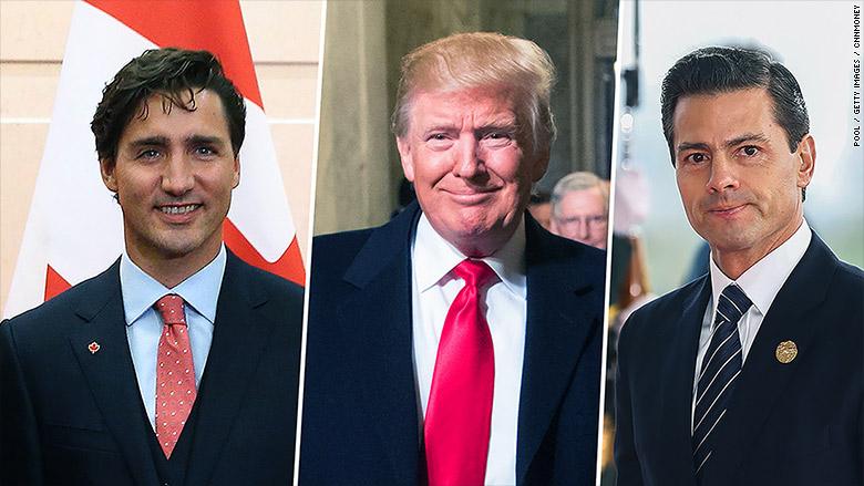 Nemesi americana NAFTA: Canada, non Messico