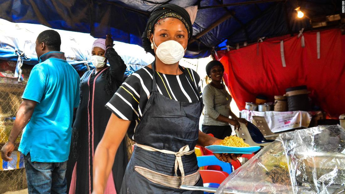 Nigeria: i lavoratori informali affrontano scelte difficili quando si chiude la più grande megalopoli dell'Africa