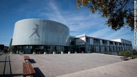 L'Accademia Rafa Nadal fu chiusa al pubblico nel mezzo della pandemia di coronavirus.