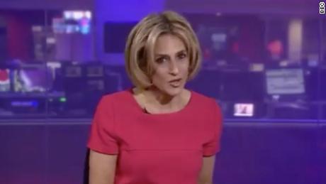 L'ospite della BBC denuncia i politici britannici per aver suggerito che i