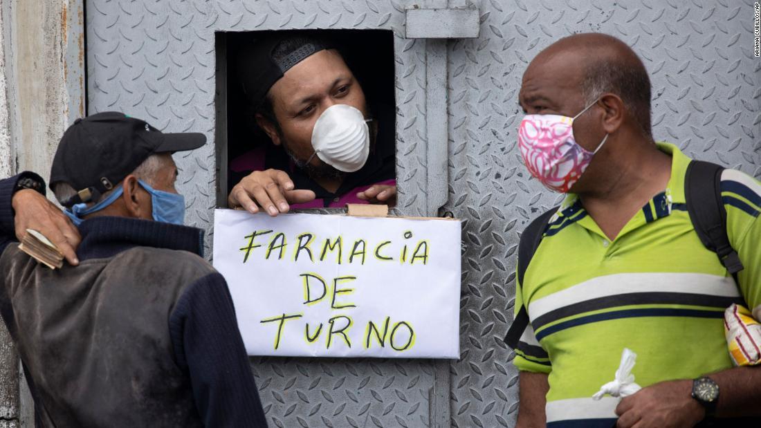 Coronavirus del Venezuela: i medici temono il peggio mentre si avvicina la pandemia globale