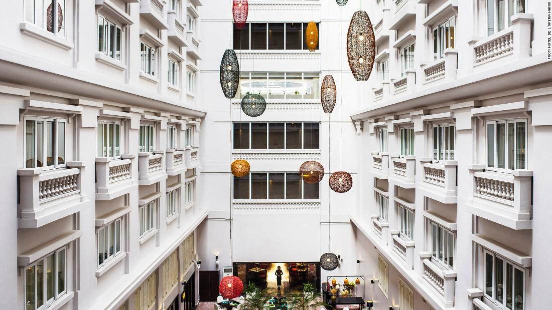 I migliori boutique hotel a Hanoi | Attrazioni turistiche della CNN