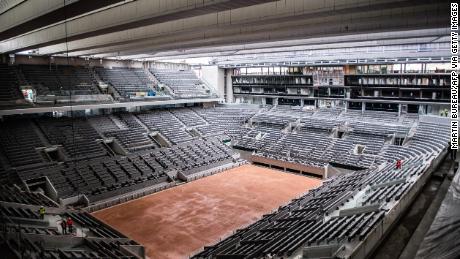 L'Open de France 2021 sarà il primo a presentare un tetto retrattile su Philippe Chatrier.