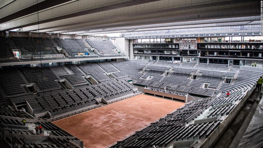 """French Open ha criticato la riprogrammazione """"egoista e arrogante"""" nel mezzo di un'epidemia di coronavirus"""