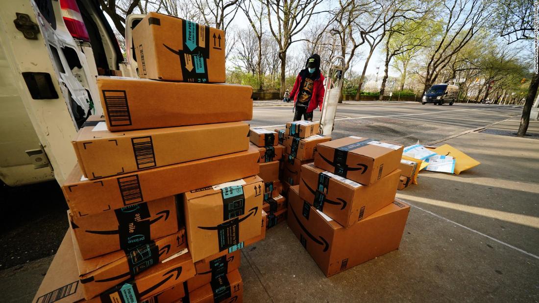 La pandemia gioca su quasi tutte le forze di Amazon