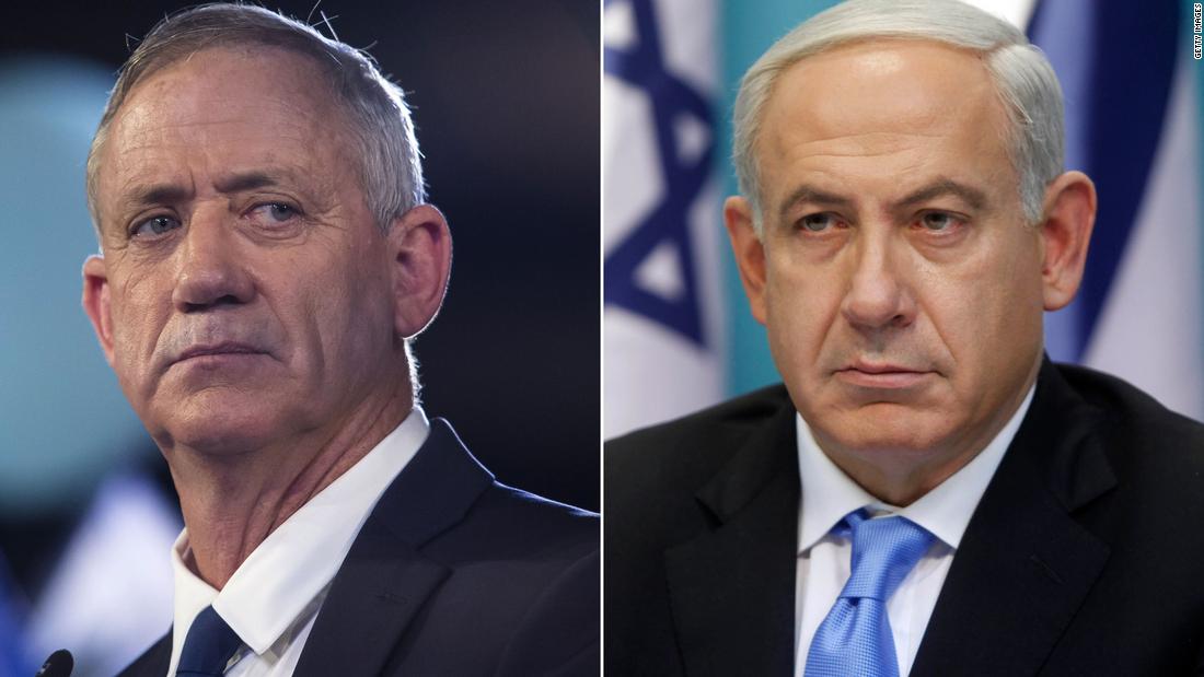 In una vittoria apparente per Netanyahu, il suo rivale Gantz lascia gli alleati e si dirige verso l'unità