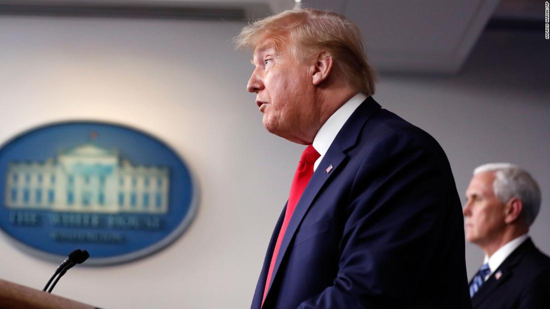 La mancanza di test sul coronavirus potrebbe smorzare la prevista ripresa economica di Trump