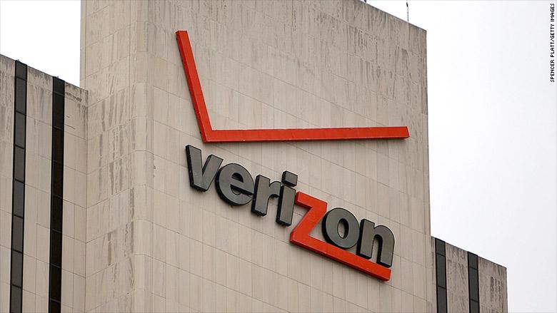 Verizon riporta dati illimitati