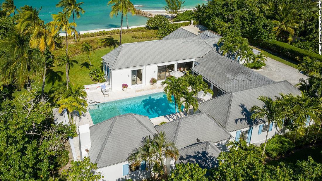 In vendita la casa delle Bahamas della principessa Diana