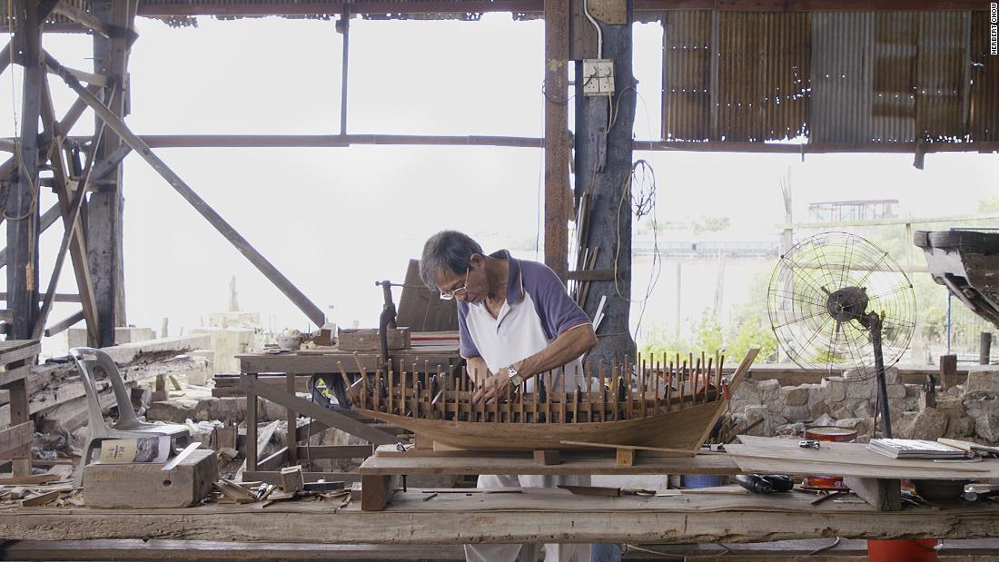 Le repliche di navi storiche evocano il passato marittimo di Macao