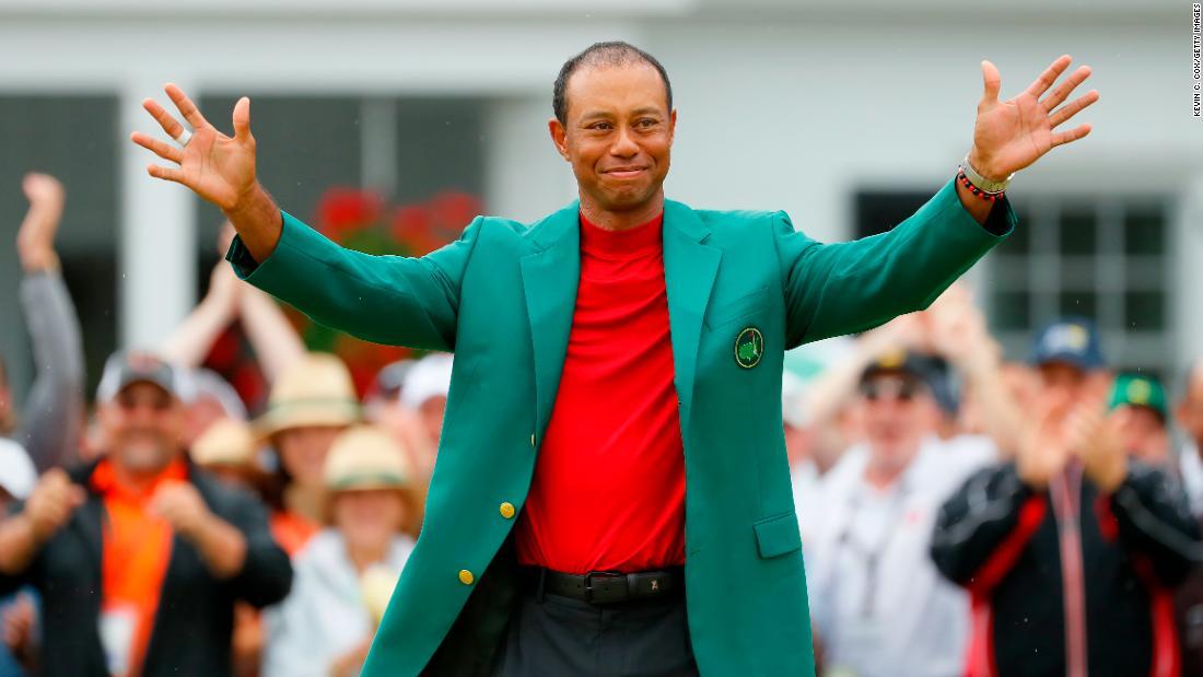 La vittoria di Tiger Woods fa tremare Jack Nicklaus nei miei stivali