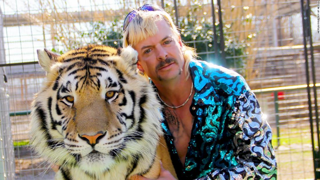 """Netflix riporta """"Tiger King"""" per un altro episodio"""