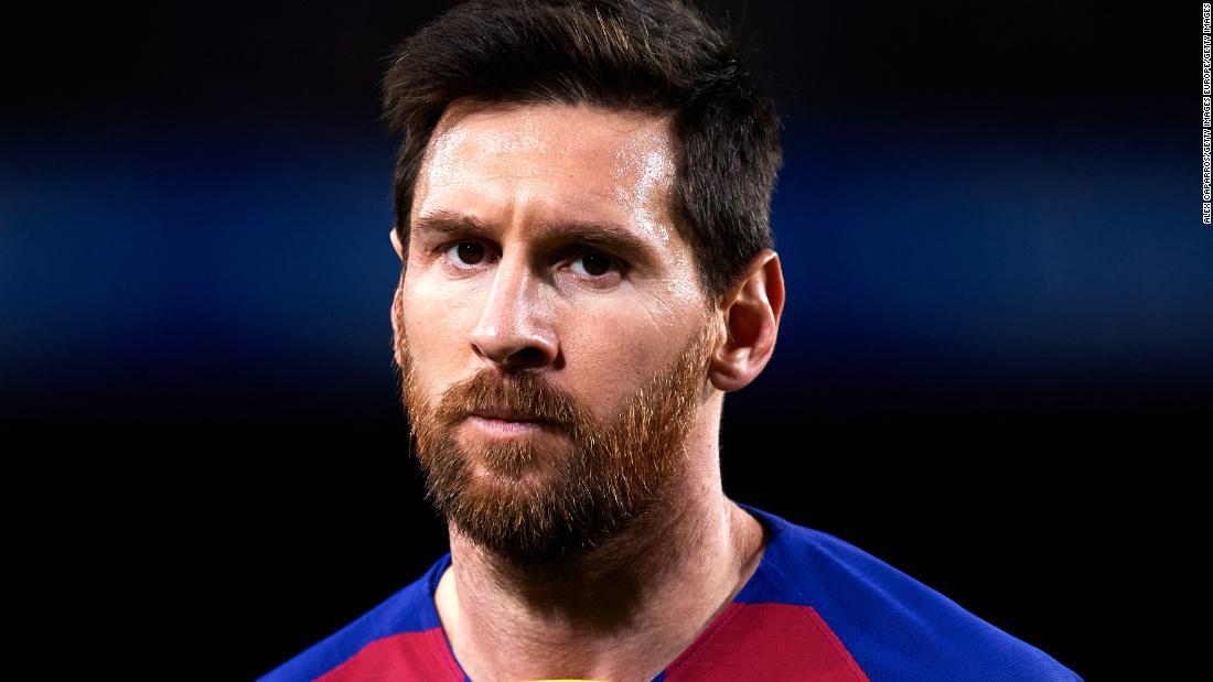 """Lionel Messi sbatte di aver pagato la cauzione di Ronaldinho come """" fake news """" e """" bugie """""""