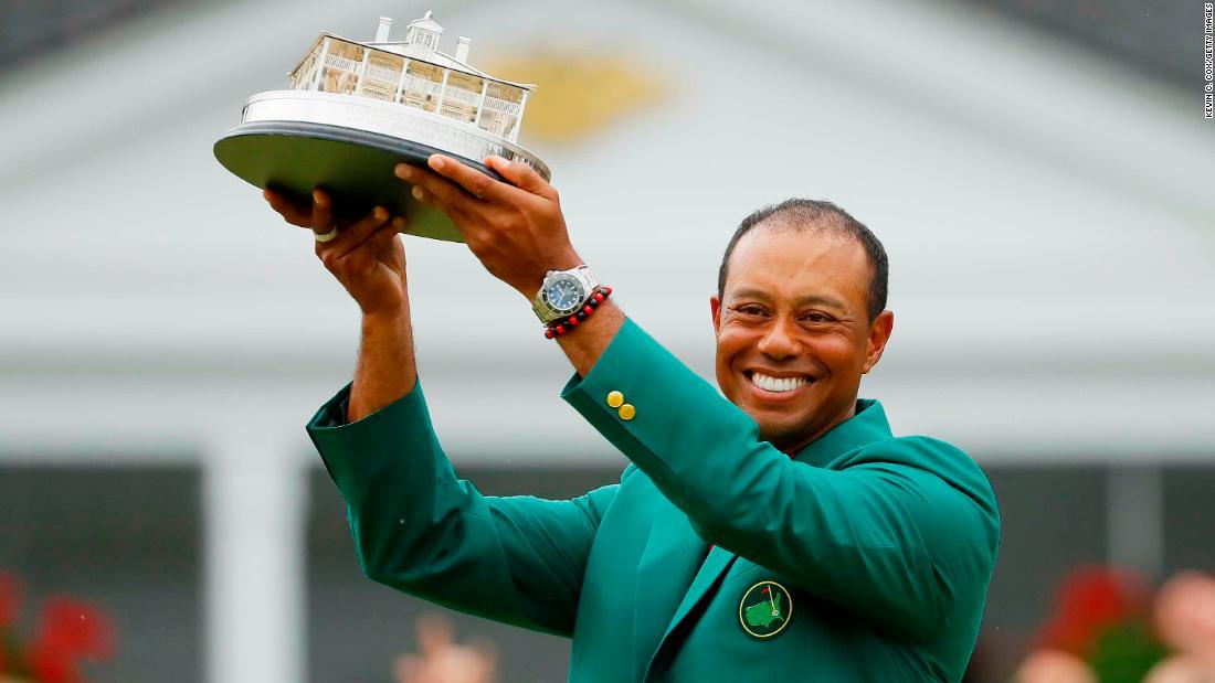 Tiger in cifre: una grande vittoria del golf quasi 4.000 giorni dopo la sua ultima