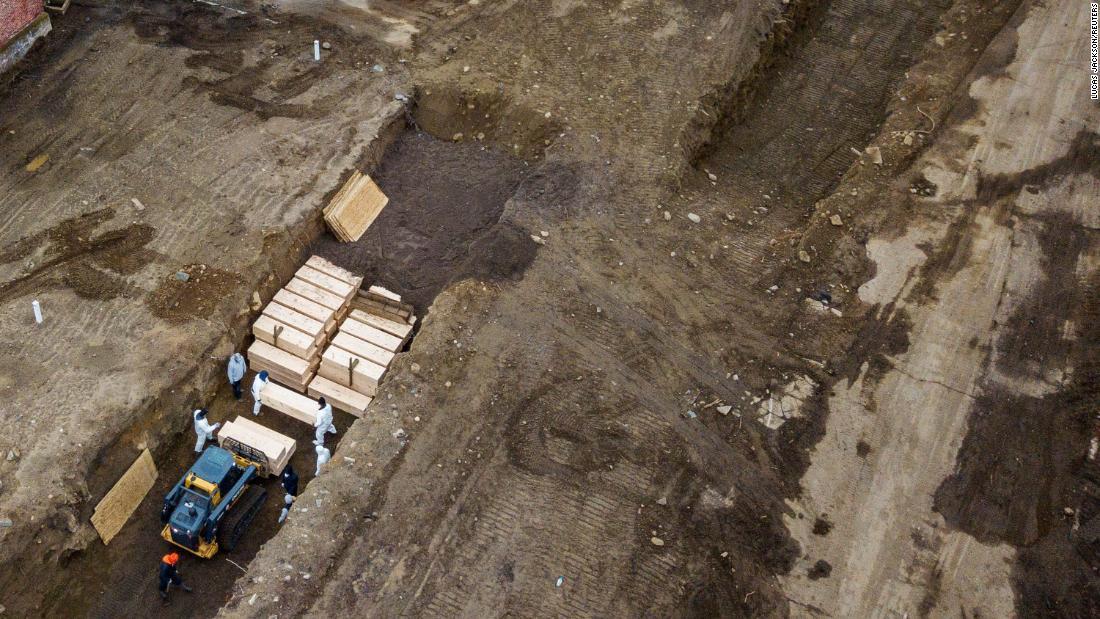 L'Isola di Hart di New York potrebbe essere usata per seppellire vittime di coronavirus non rivendicate