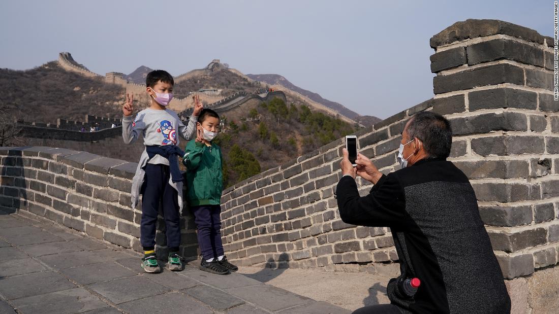 Dove sono diretti i viaggiatori cinesi post-coronavirus?