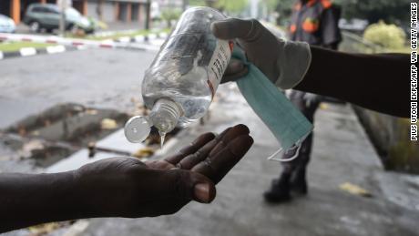 I paesi africani sono gravemente minacciati se le epidemie non vengono individuate in anticipo e messe sotto controllo, afferma il funzionario del CDC