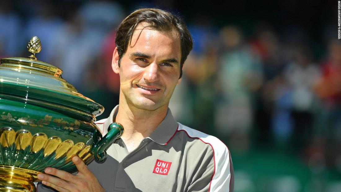 Roger Federer: il potere e la presenza di un uomo di 120 milioni di dollari