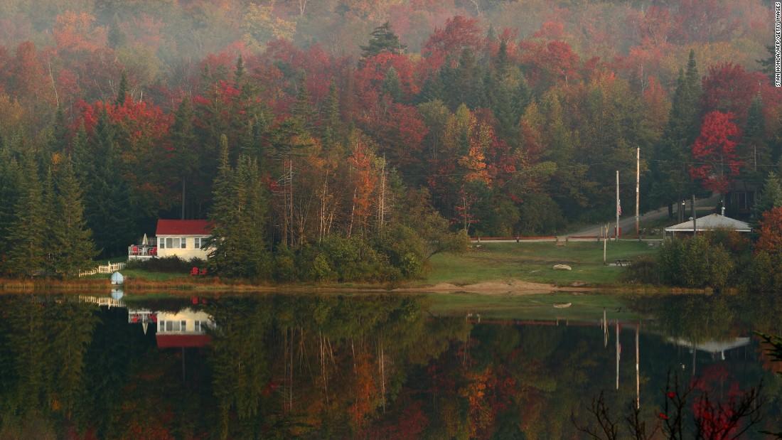 Il Vermont chiude tutti gli hotel, le case vacanze e i campeggi