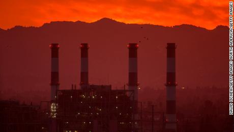 Oggi c'è più CO2 nell'atmosfera di qualsiasi punto dall'evoluzione umana