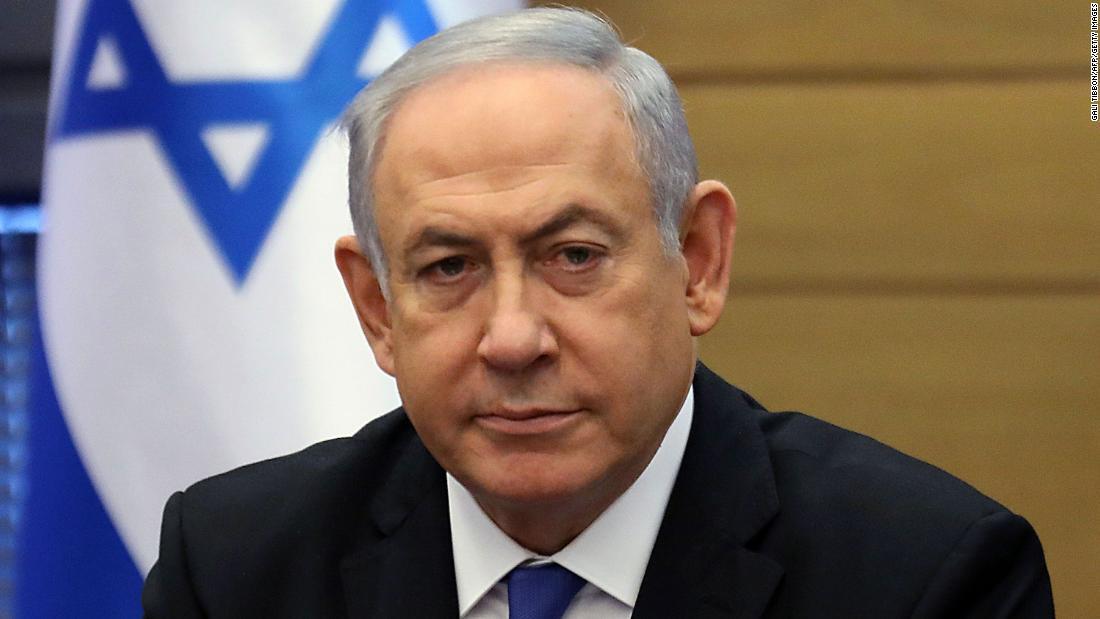 Tra le paure del coronavirus, Benjamin Netanyahu di Israele vede un'apertura