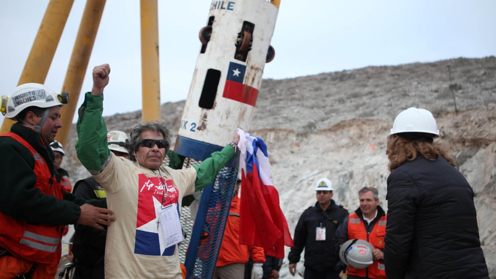 Fatti veloci di salvataggio della miniera cilena