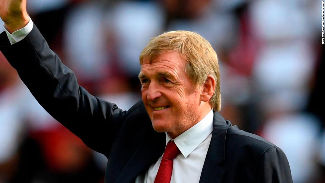 La leggenda del Liverpool Kenny Dalglish risulta positiva al coronavirus