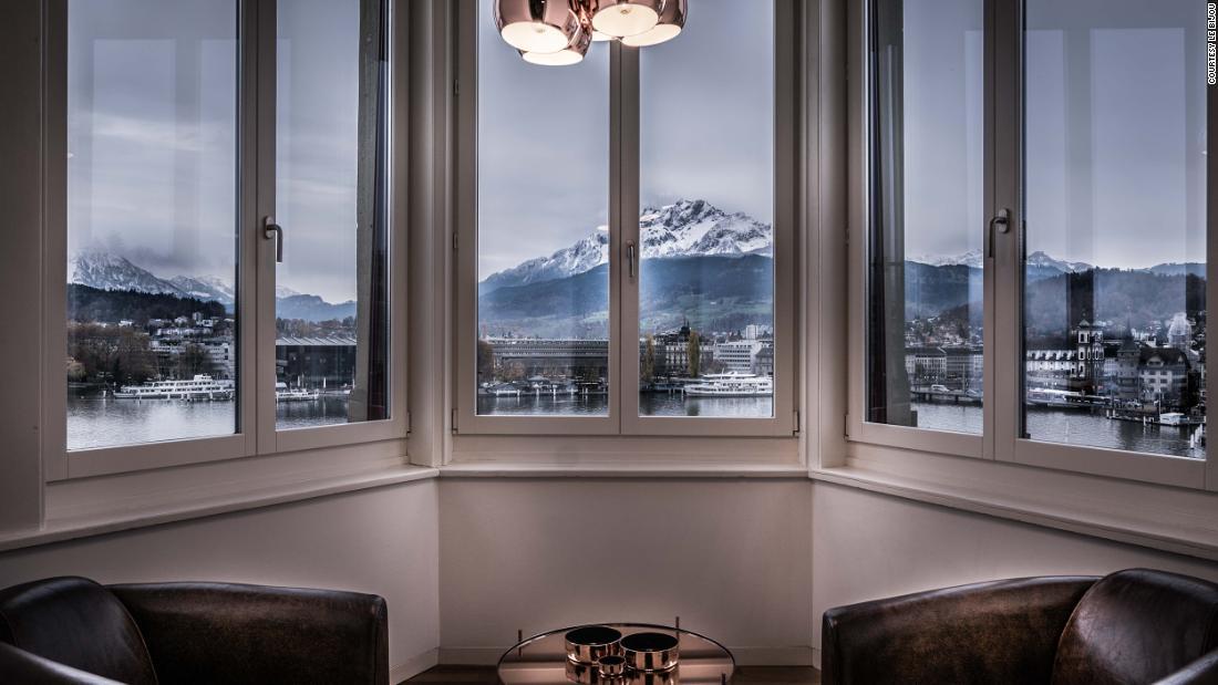 L'hotel in stile appartamento svizzero lancia il pacchetto ospiti Covid-19