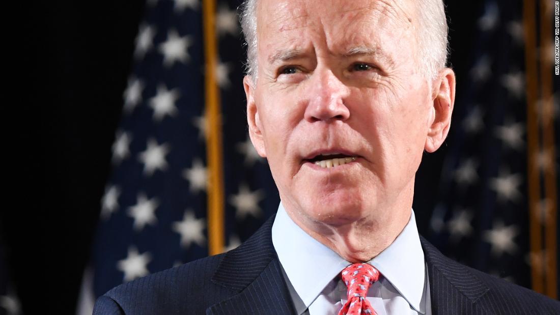 Joe Biden vince l'Alaska Democratic Primary