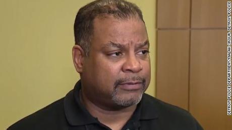 Il capitano Jonathan Parnell del dipartimento di polizia di Detroit era un vero leader, ha affermato il suo capo.