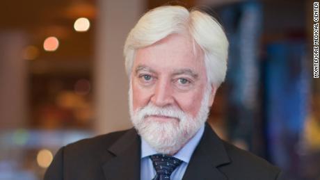 Il dottor James Goodrich è stato descritto come amato dai suoi colleghi.