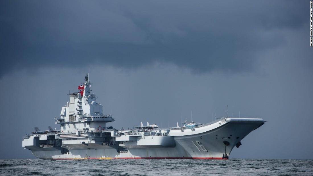 La Marina cinese del PLA controlla il coronavirus e lo spiegamento della portaerei lo dimostra, afferma un rapporto