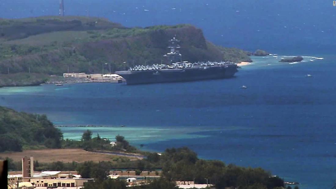 Il marinaio a bordo dell'USS Theodore Roosevelt muore di coronavirus
