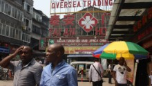 I migranti africani abbandonano il sogno cinese