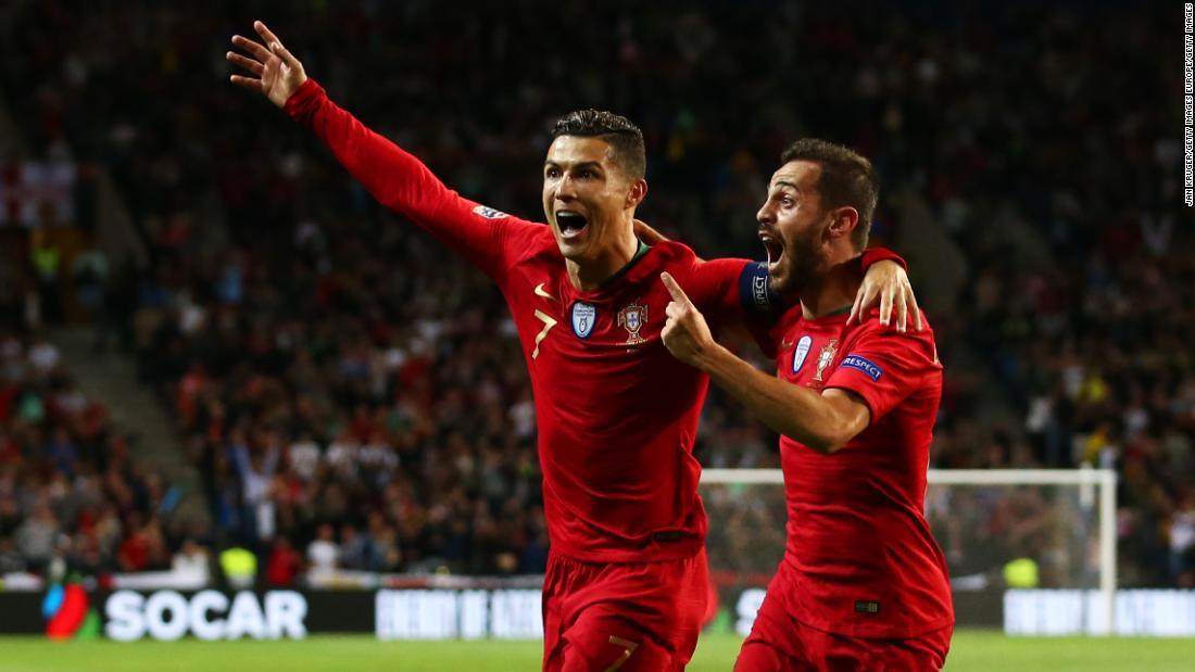 Cristiano Ronaldo ha proposto l'idea di una donazione in Portogallo, rivela Bernardo Silva