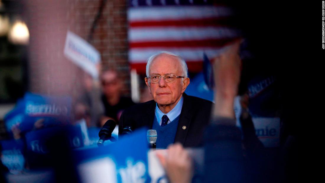 """""""Nulla mi ha scioccato"""": Bernie Sanders riflette ancora sul fallimento della sua candidatura alla presidenza"""