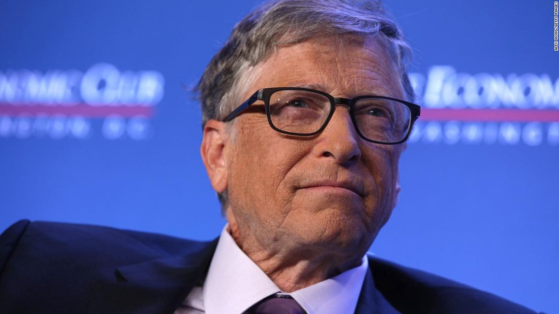 """Bill Gates afferma che la decisione di Trump di porre fine ai finanziamenti dell'OMS è """"pericolosa come sembra"""""""