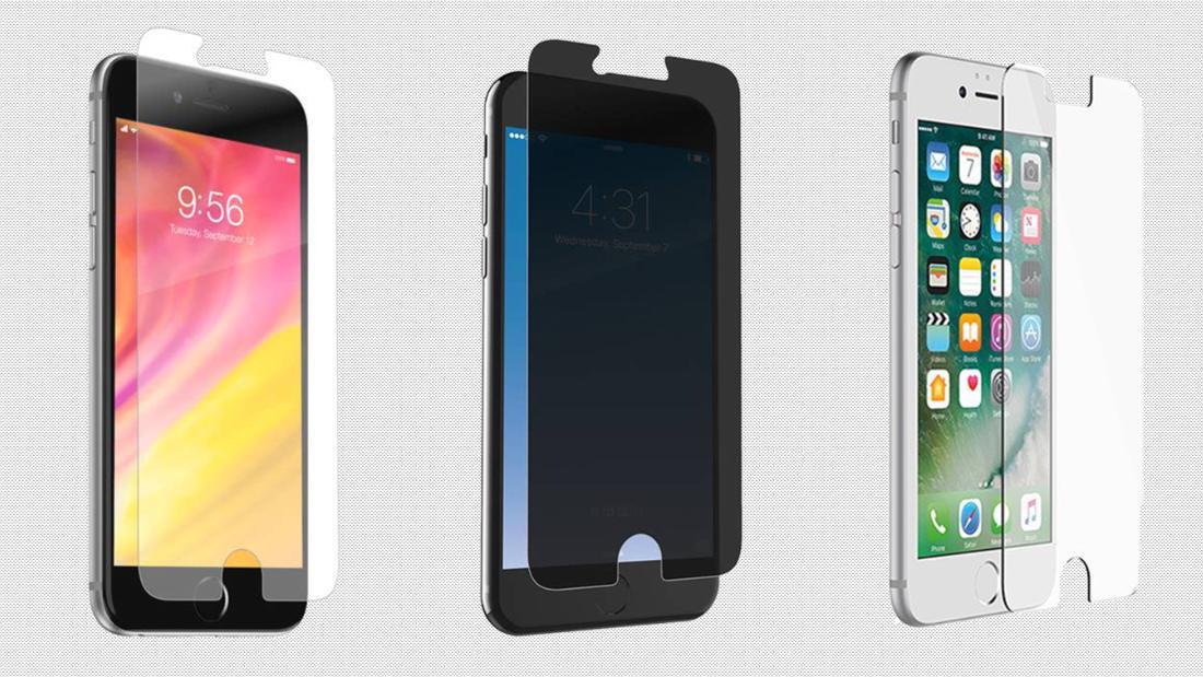 Le migliori protezioni dello schermo per iPhone SE di seconda generazione