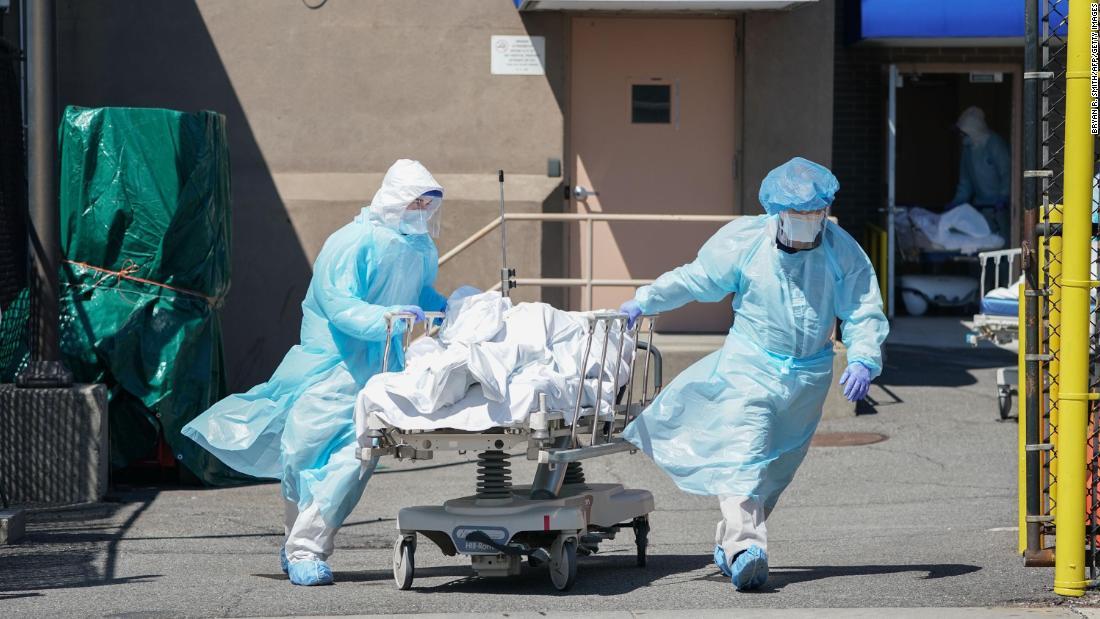 Gli ospedali di New York si sentono privati dell'aiuto federale