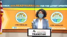 Il giudice della contea di Harris, Lina Hidalgo, ha esortato lo stato a intensificare i test prima di prendere in considerazione la riapertura.