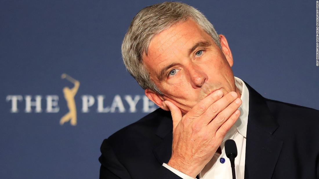"""Il golf """"si presta maggiormente alla distanza sociale"""", afferma il commissario PGA Tour"""