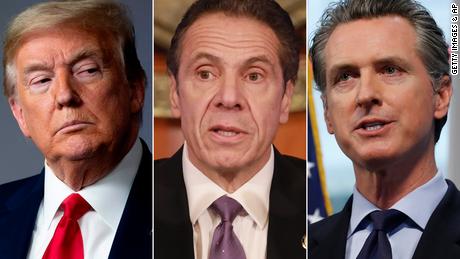 Come la pandemia ha dato agli stati blu una nuova leva su Trump