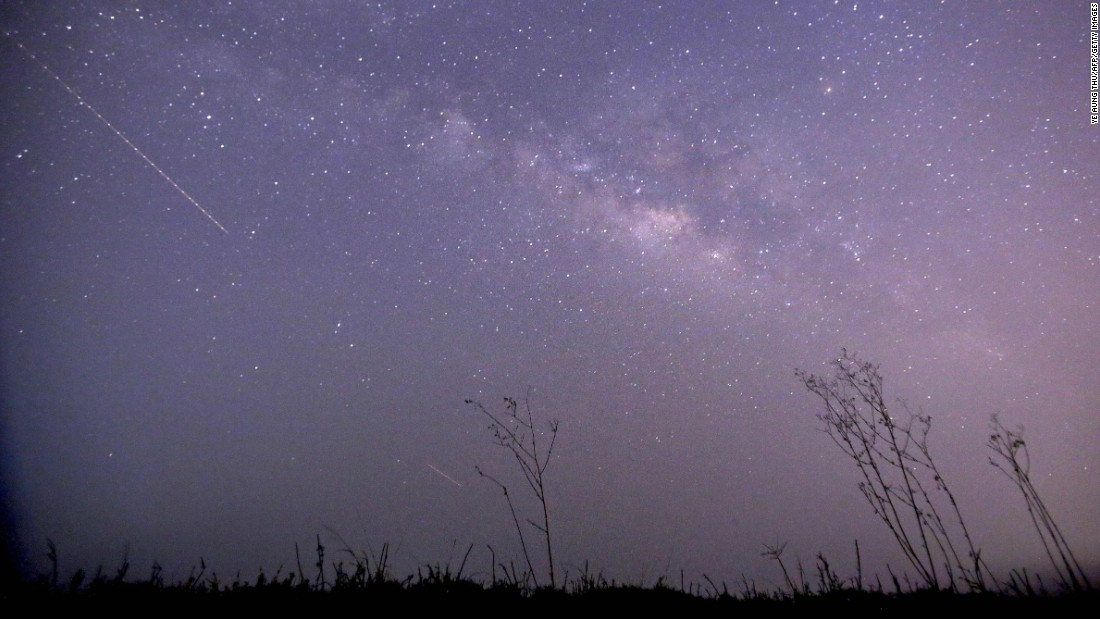 Sciame meteorico di Lyrid: dove e quando guardare
