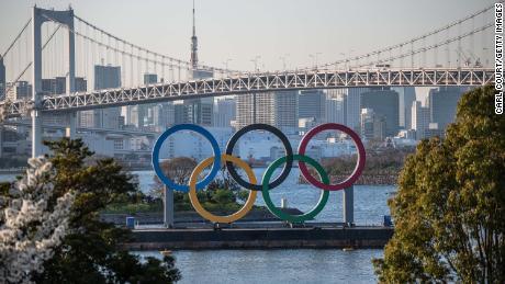 I Giochi olimpici sono stati rinviati al 2021.